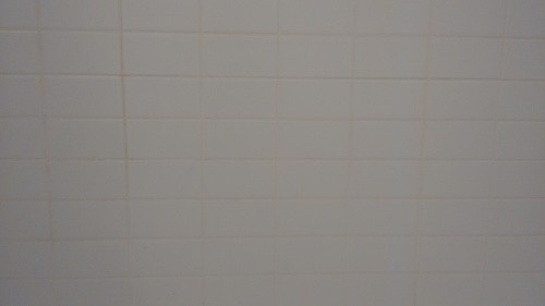 cleaned tiles with pro clean